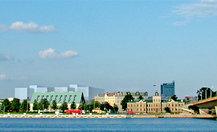 Multi-storeyed hotel complex. 1 Republikas laukums, Riga